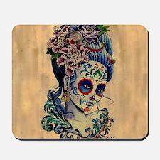 Marie Muertos Cushion cover Mousepad