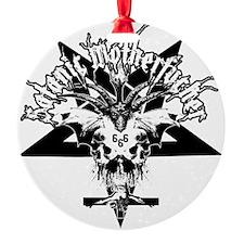 Satanic-Motherfucker-2-white-girls- Ornament