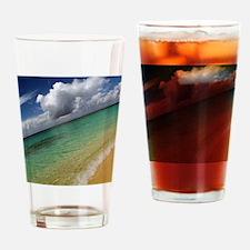 Caribbean Dream Drinking Glass