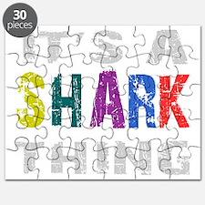 sharkthing_black Puzzle