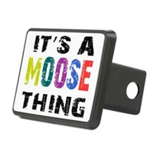 moosething Hitch Cover