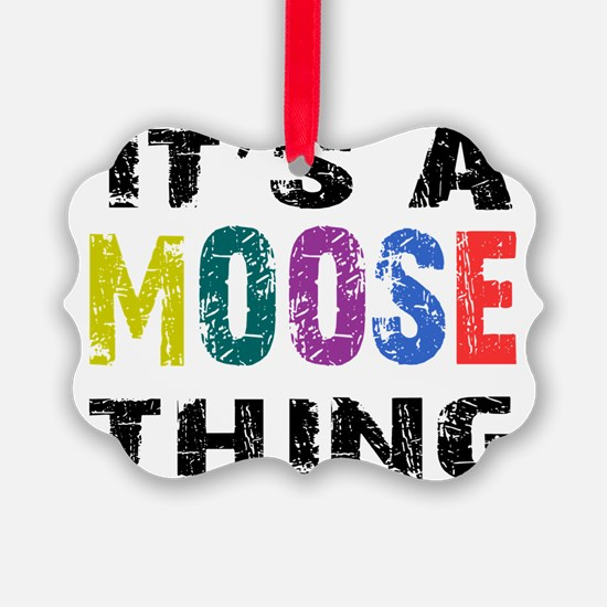 moosething Ornament