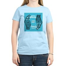 Communication Hands color T-Shirt