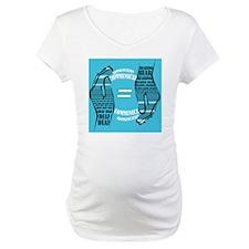 Communication Hands color Shirt