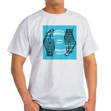 Communication Hands color T-Shirt