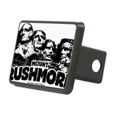 Mount Rushmore Hitch Cover