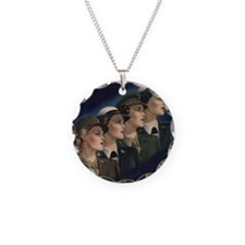 For your countrys sake today Necklace Circle Charm