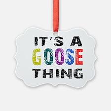 goosething Ornament