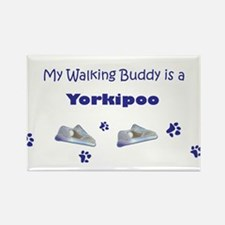 yorkipoo gifts Rectangle Magnet