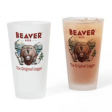 The Original Logger Drinking Glass