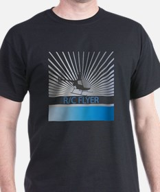 Radio Control Flyer Helicopter T-Shirt
