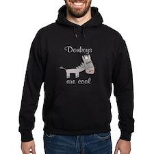 Donkeys are Cool Hoodie