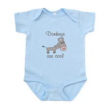 Donkeys are Cool Infant Bodysuit