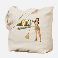 Hawaii Pinup Sweeping Tote Bag