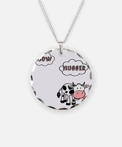 Cow Hugger Necklace