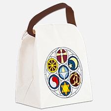 The Unitarian Universalist Church Canvas Lunch Bag