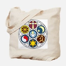 The Unitarian Universalist Church Rockfor Tote Bag