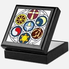 The Unitarian Universalist Church Roc Keepsake Box