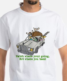Watch Were Your Going T-Shirt
