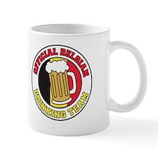 Belgian Drinking Team Stein Mug