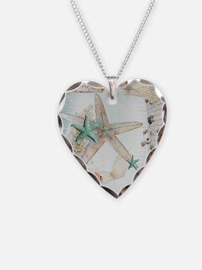 Summer  Sea Treasures Necklace