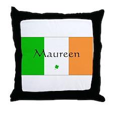 Irish/Maureen Throw Pillow