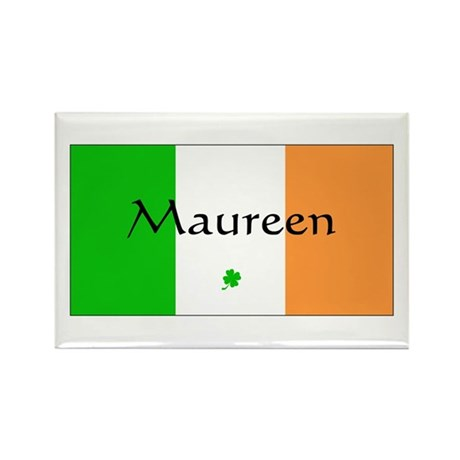 Irish/Maureen Rectangle Magnet