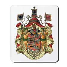 Prussian Coat of Arms Mousepad