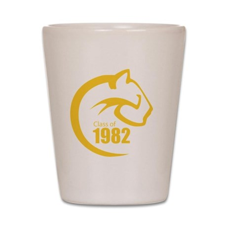 CPHS 1982 Shot Glass