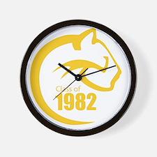 CPHS 1982 Wall Clock