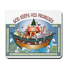 Promises Mousepad