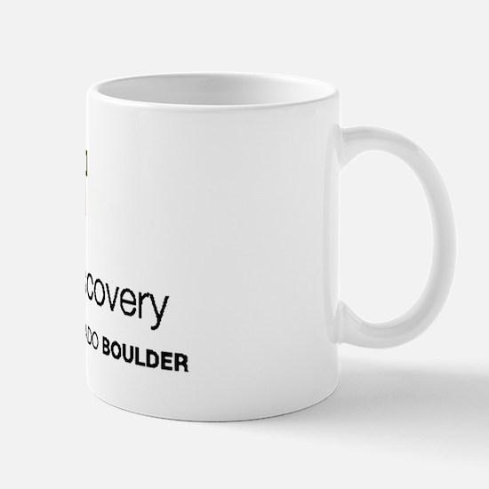 CU Science Discovery Logo Mug
