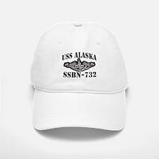 USS ALASKA Baseball Baseball Cap
