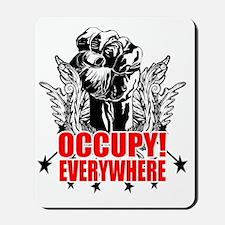 Occupy Everywhere! Mousepad