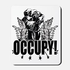 Occupy! Mousepad