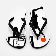 Slam Dunk Flip Flops