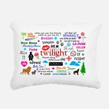 MiniPo TwimEM Rectangular Canvas Pillow