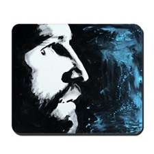 Forgiven Jesus Christ Mousepad