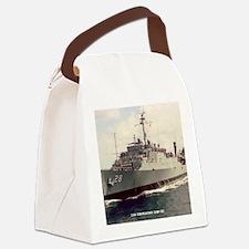 thomaston framed panel print Canvas Lunch Bag
