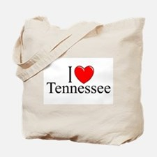 """I Love Tennessee"" Tote Bag"