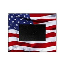 USA Flag Picture Frame