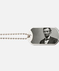 Abe Lincoln Dog Tags