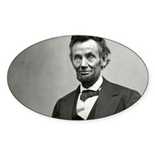 Abe Lincoln Decal