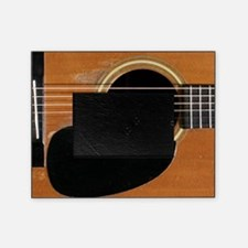 Old, Acoustic Guitar Picture Frame