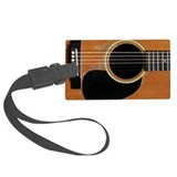 Martin guitar Luggage Tags