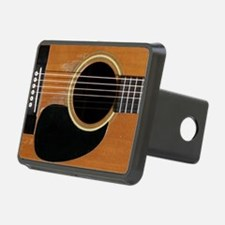 Old, Acoustic Guitar Hitch Cover