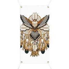 Aplomado Falcon Dreamcatcher Banner