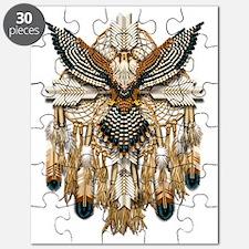 Aplomado Falcon Dreamcatcher Puzzle