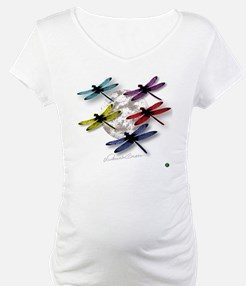 Dragonflies Around Some planet Shirt