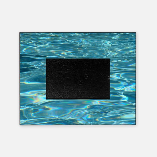 Crystal Clear Water Picture Frame